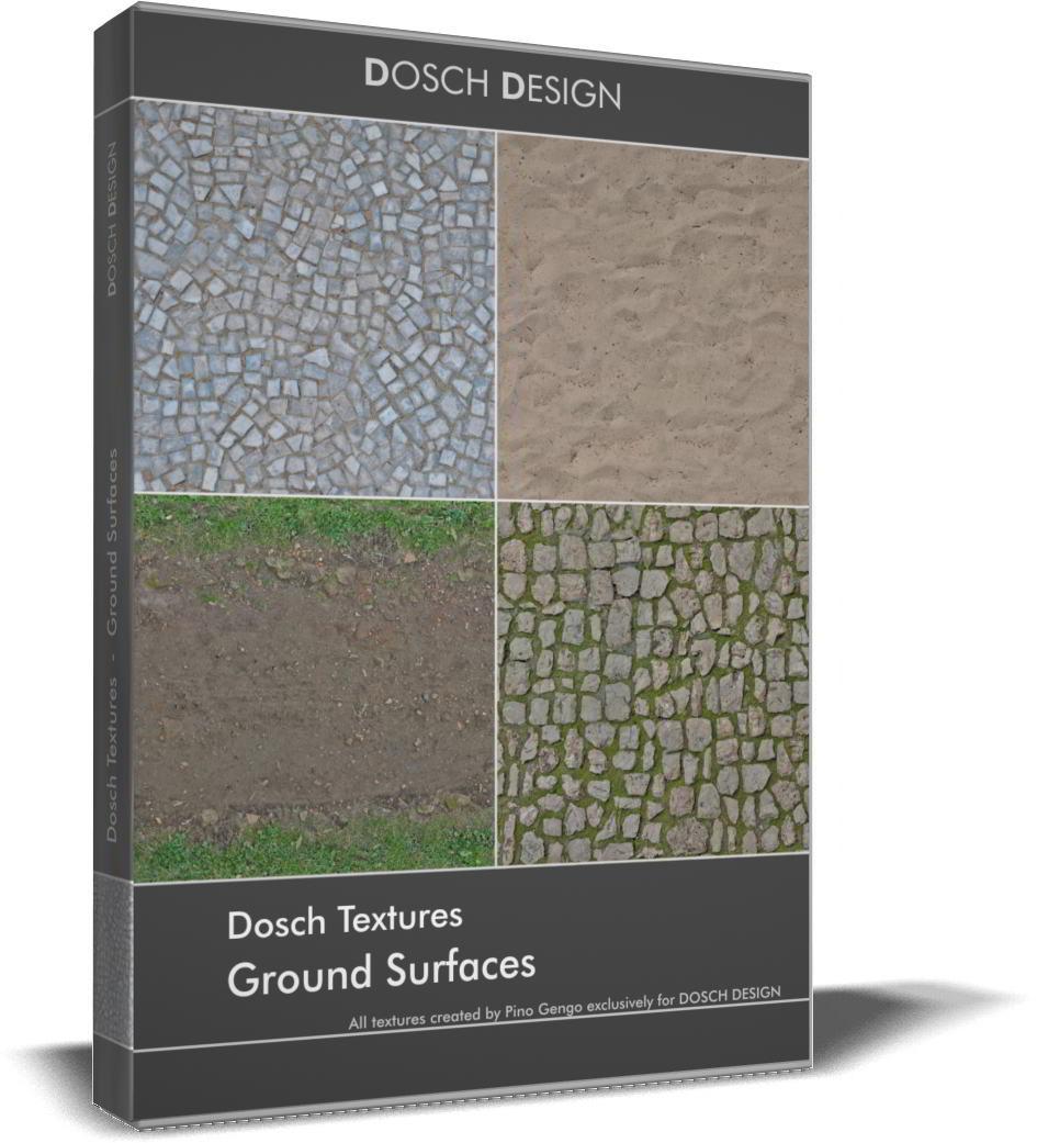 Dosch Textures: Ground Surfaces free download