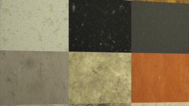 Dosch Textures: Imperfections