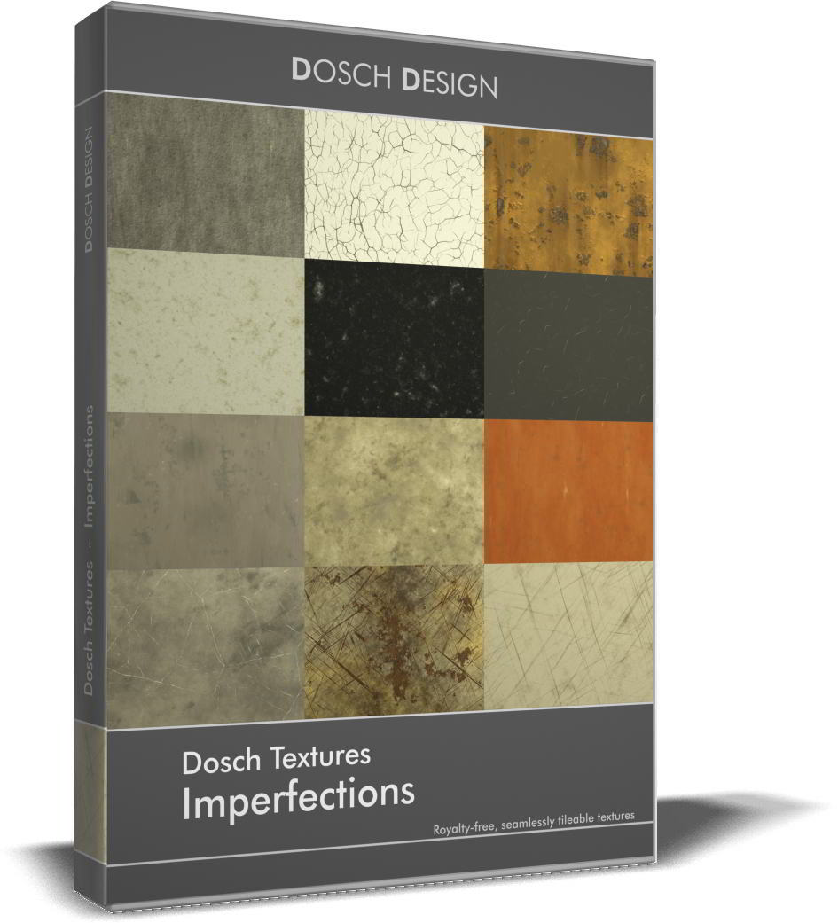 Dosch Textures: Imperfections free download