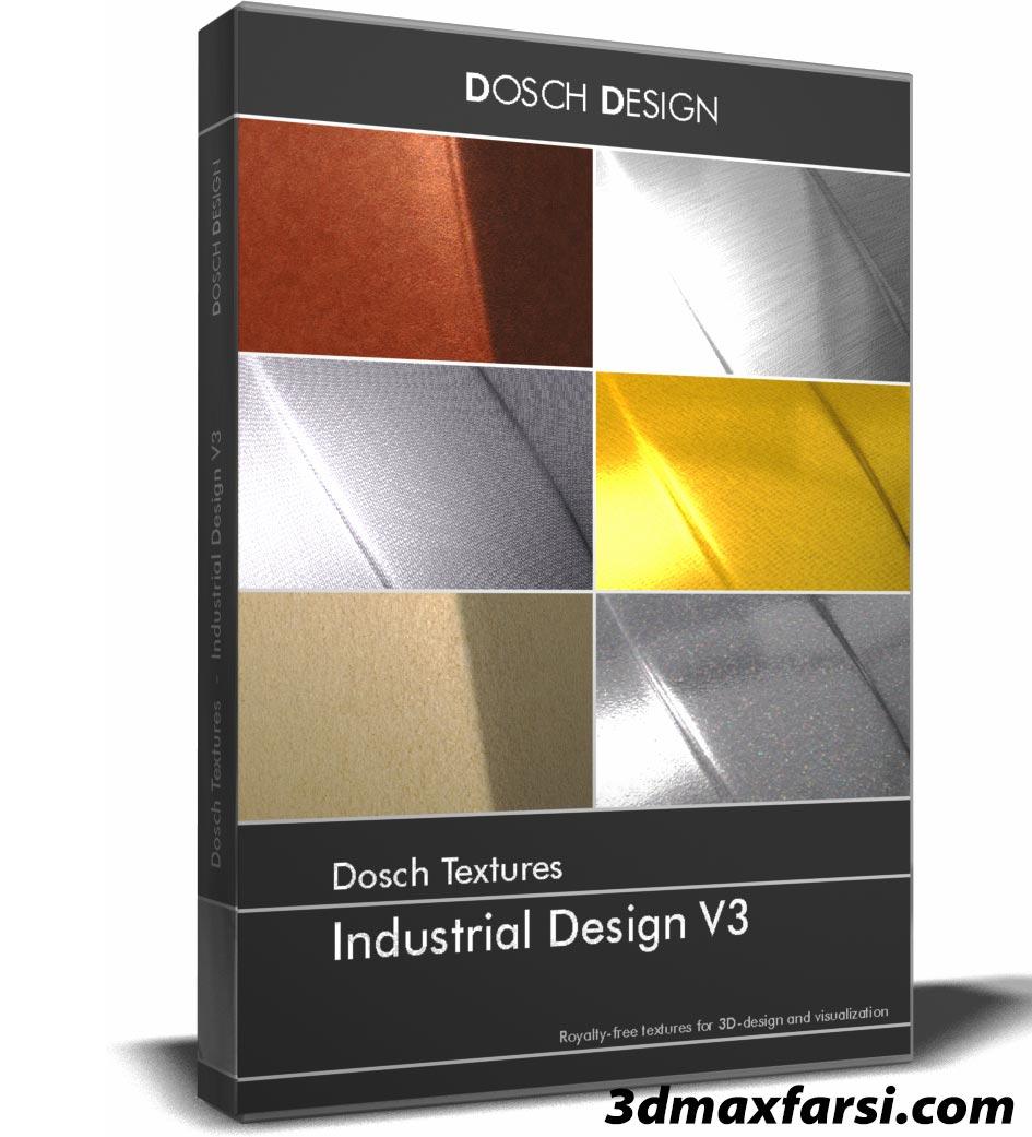 Dosch Textures: Industrial-Design V3 free download
