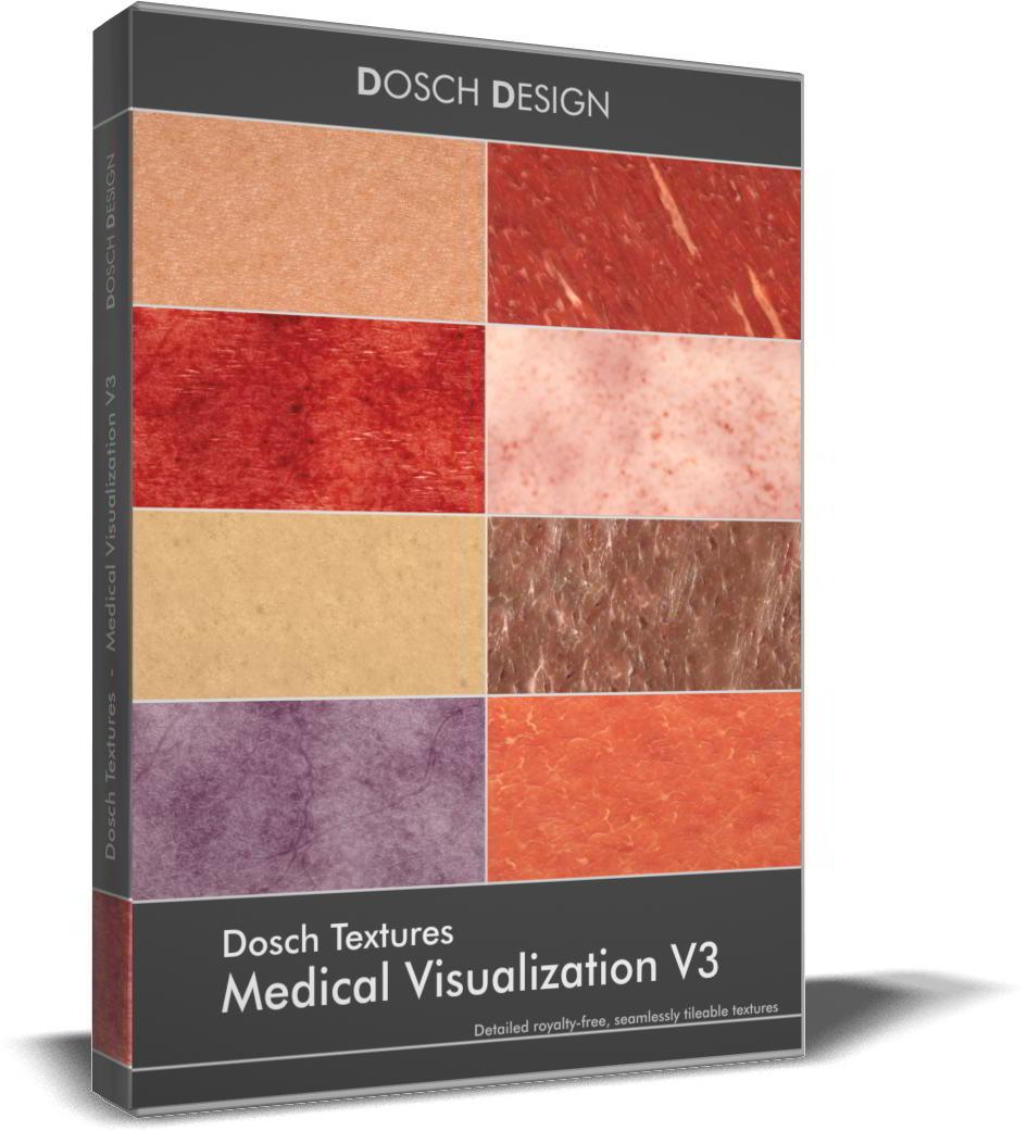 Dosch Textures: Medical Visualization V3 free download