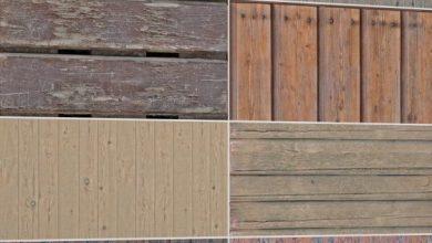 Dosch Textures: Old Wood