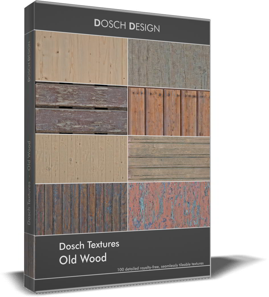 Dosch Textures: Old Wood free download