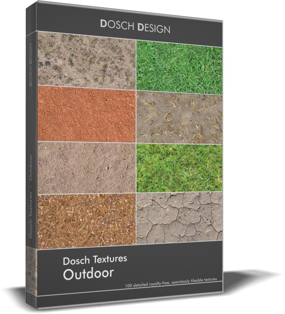 Dosch Textures: Outdoor free download