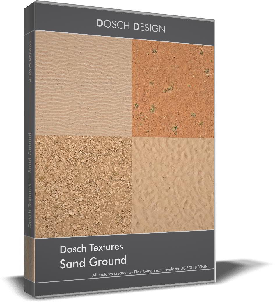 Dosch Textures: Sand Ground free download