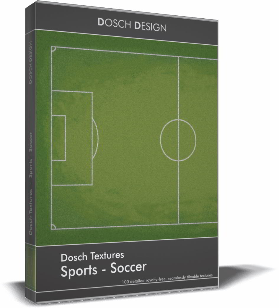 Dosch Textures: Sports – Soccer free download