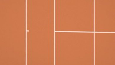 Dosch Textures: Sports – Tennis