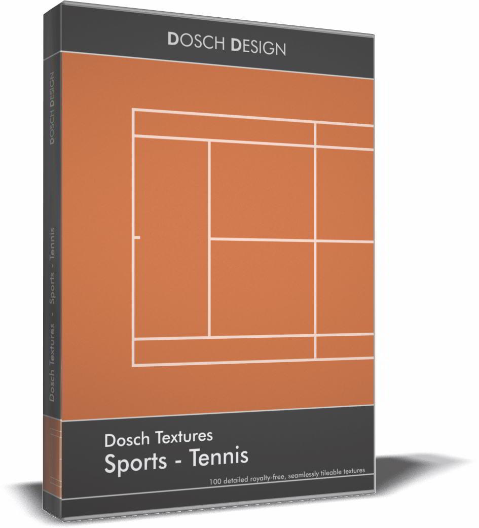 Dosch Textures: Sports – Tennis free download