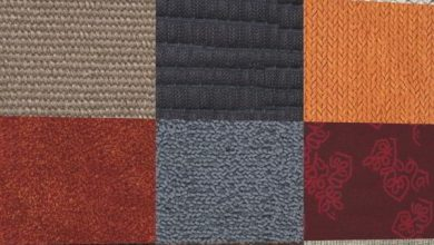 Dosch Textures: Textile Floor Coverings