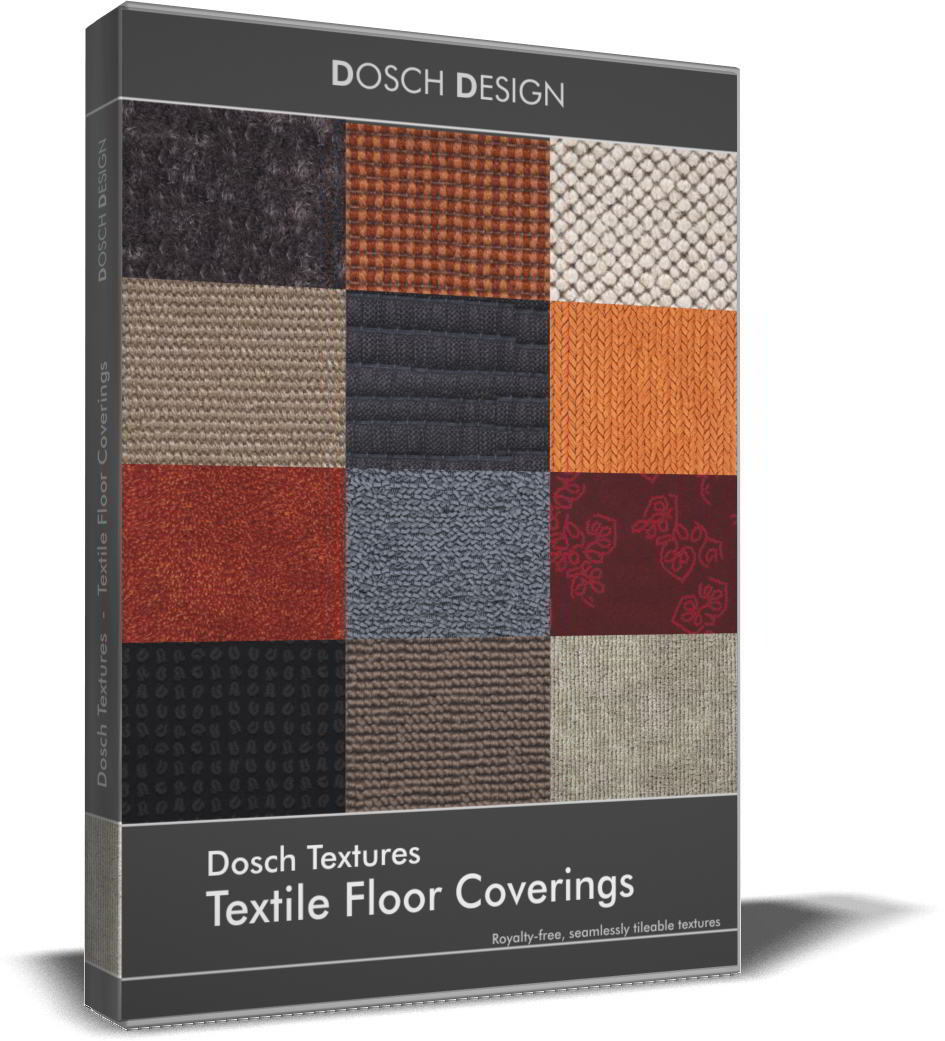 Dosch Textures: Textile Floor Coverings free download