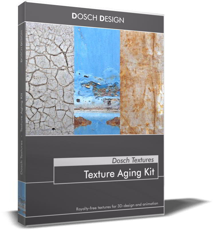 Dosch Textures: Texture Aging Kit free download