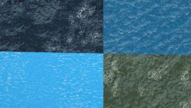 Dosch Textures: Water
