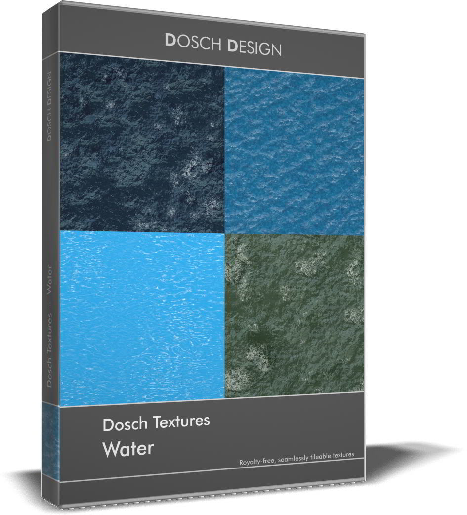 Dosch Textures: Water free download
