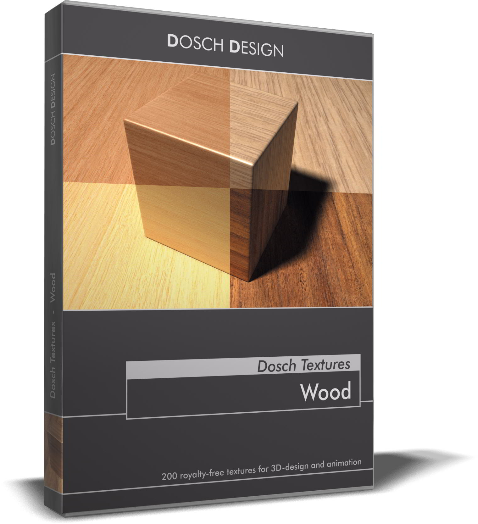 Dosch Textures: Wood free download