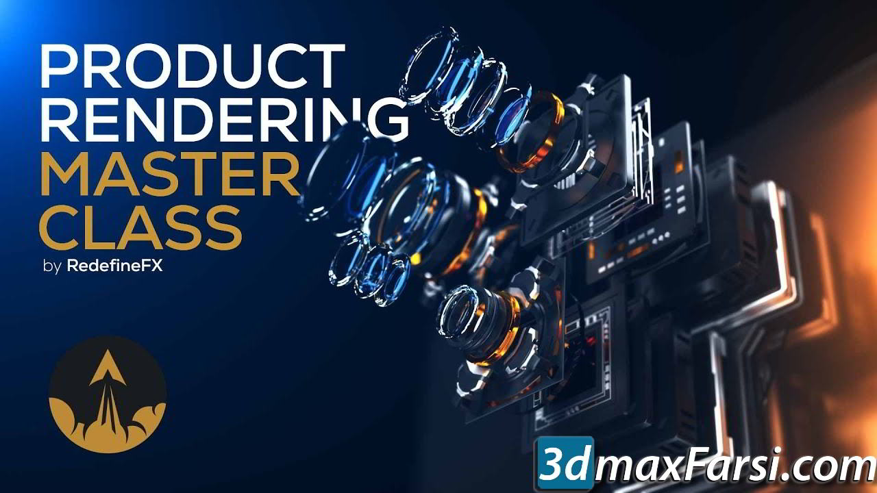 Freelance Product 3D Animation Masterclass by RedefineFX free download