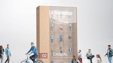 Humano 3D People Vol. 02 Casual free download