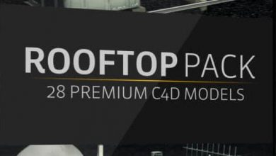 The Pixel Lab – Introducing the 3D Rooftop Pack