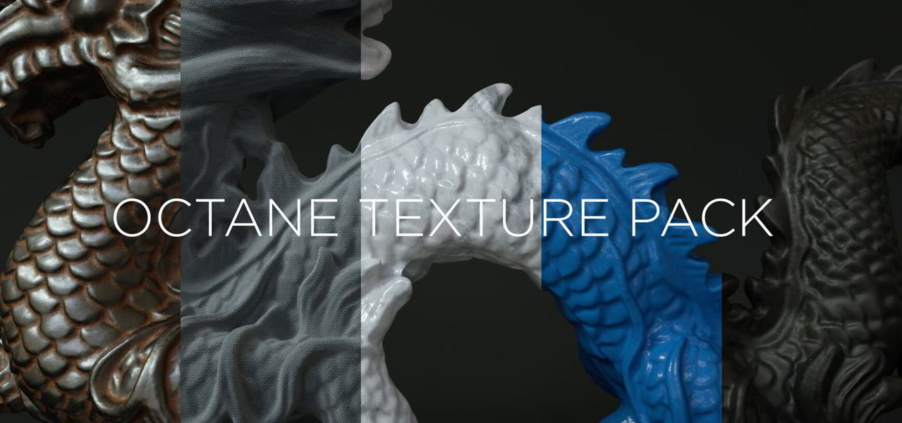 The Pixel Lab – Octane Texture Pack Pro