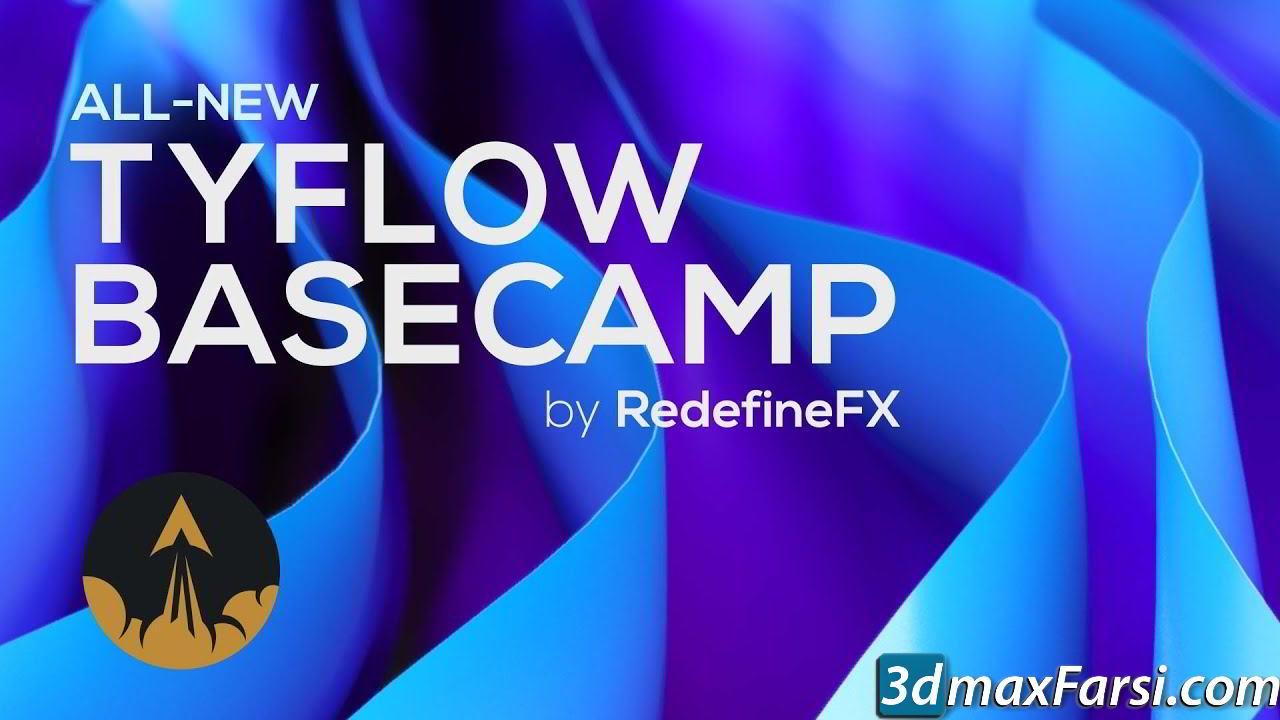 RedefineFX – tyFlow Beginner Course 3Ds Max / tyFlow Tutorial free download