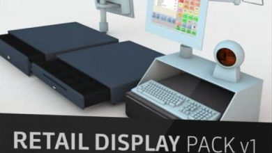 The Pixel Lab – Retail Display Pack V1 Launch