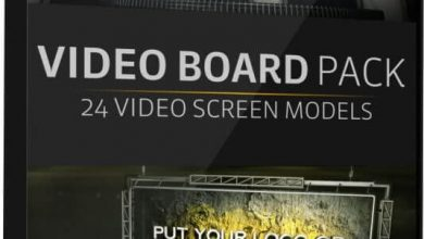 The Pixel Lab – Introducing the 3D Video Board Pack