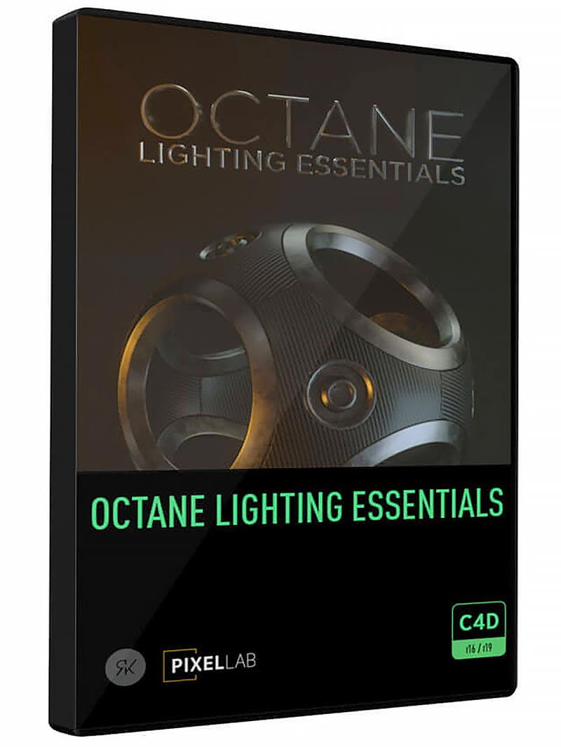 The Pixel Lab – Octane Lighting Essentials for Cinema 4D free download