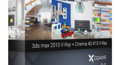 3D Interiors – CGAxis Collection Volume 1 free download