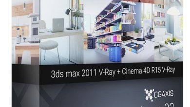 3D Interiors – CGAxis Collection Volume 2 free download