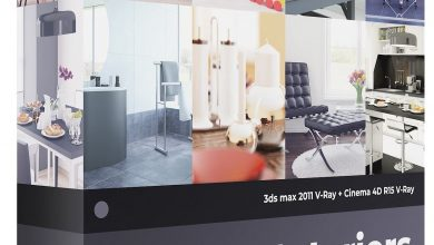 3D Interiors – CGAxis Collection Volume 4 free download