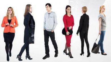 Dosch Viz-Images: People - Walking