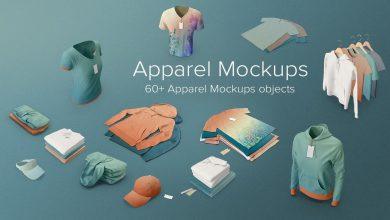 PixelSquid – Apparel Mockups Collection free download