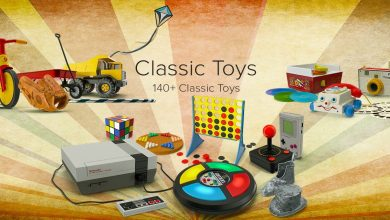 PixelSquid – Classic Toys Collection free download