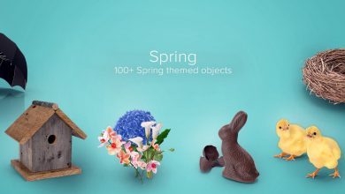 PixelSquid – Spring Collection free download