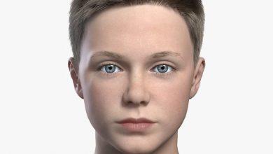 Turbosquid – Boy child Rigged (Ben 2_ 3D model) free download