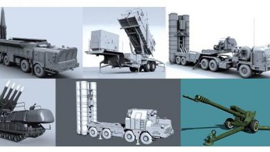TurboSquid – Military Vehicles 3D-Models Collection free download