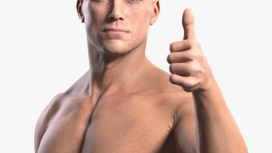 TurboSquid – Realistic Rigged Man Vray & MentalRay free download