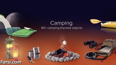 PixelSquid – Camping Collection free download