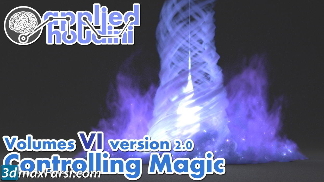 CGCircuit – Applied Houdini – Volumes VI free download