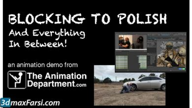 CGCircuit – Blocking To Polish And Everything In Between by Chris McCormick Maya free download