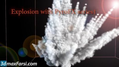 CGCircuit – Explosion with PyroFX Series 1 free download