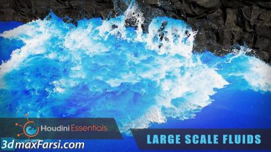 CGCircuit – Houdini Essentials: Large Scale Fluids free download