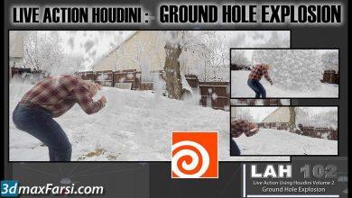 CGCircuit – LAH 102 – Live Action Houdini Volume 2 free download