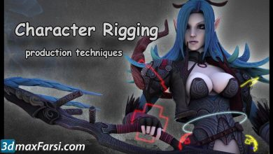 CGCircuit – Character Rigging Production Techniques free download