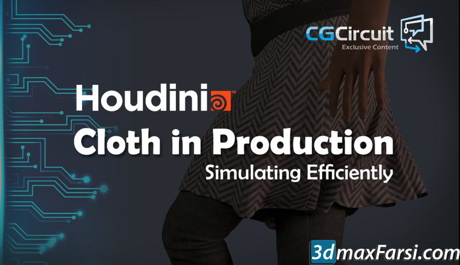 CGCircuit – Houdini Cloth in Production free download