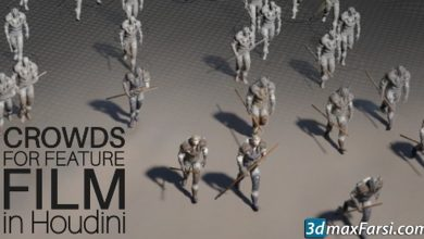 CGCircuit – Crowds for feature film in Houdini free download