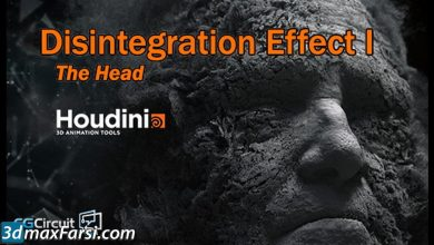 CGCircuit – Disintegration Effect I free download