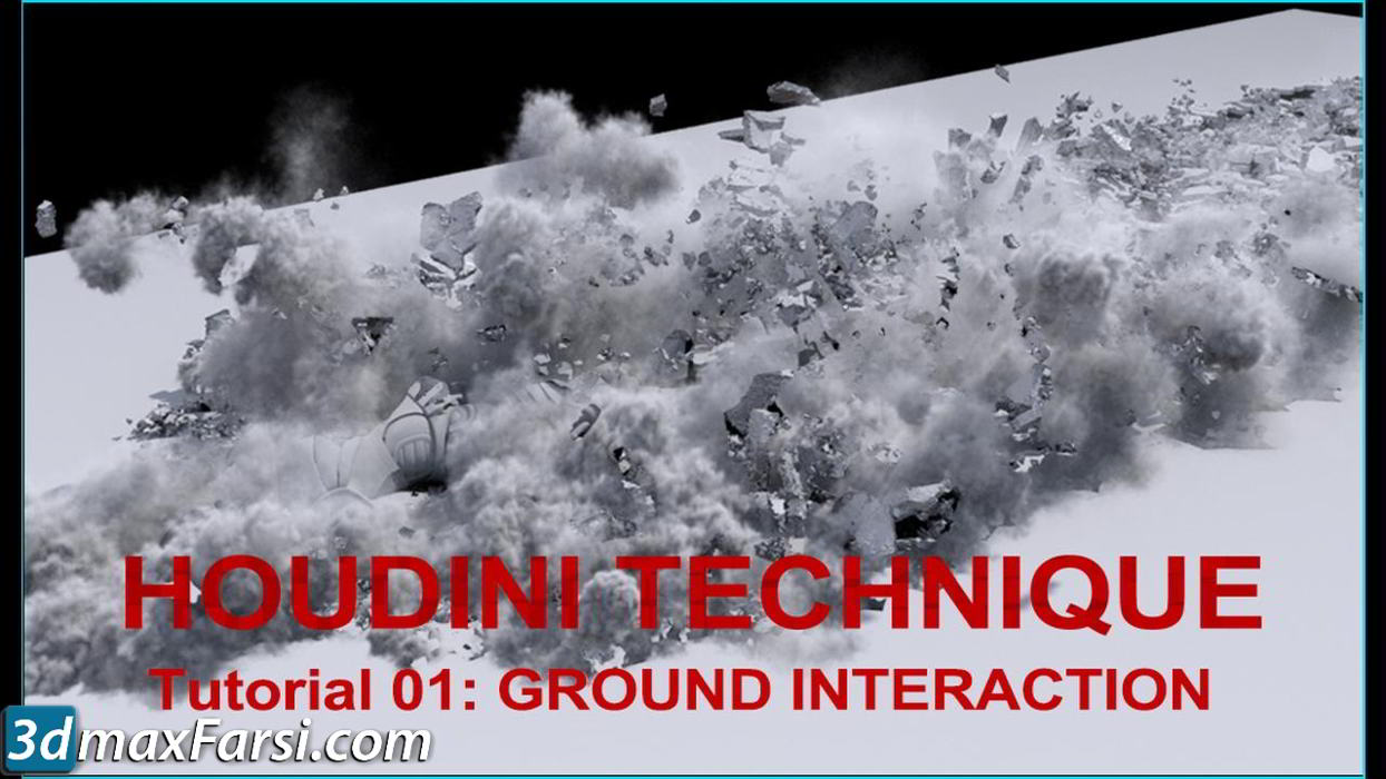 CGCircuit – Ground Breaking Interaction with character effect in Houdini free download