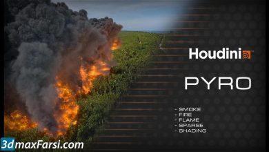 CGCircuit – Houdini Pyro free download