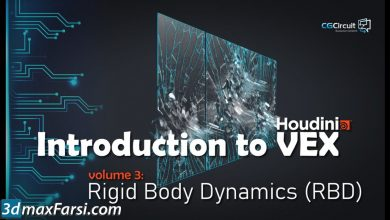CGCircuit – Introduction to VEX – Volume 3 free download