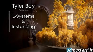 CGCircuit – L-systems & Instancing : Tyler Bay free download
